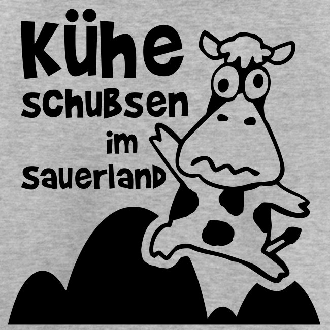 Schubsen clipart graphic free download Kühe schubsen | Kinder Premium T-Shirt graphic free download