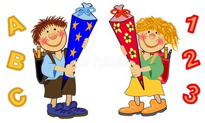 Schulanfang clipart kostenlos jpg royalty free download Clipart zuckertüte kostenlos - ClipartFest jpg royalty free download