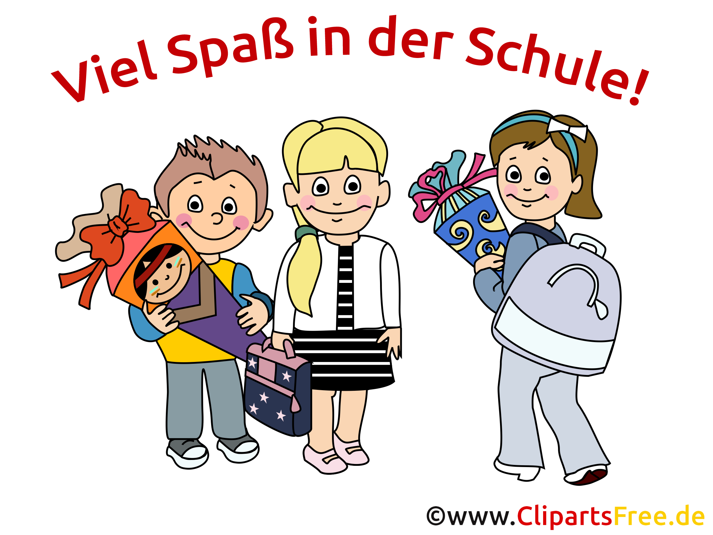 Schulanfang clipart kostenlos jpg freeuse download Sprüche zum Schulanfang jpg freeuse download