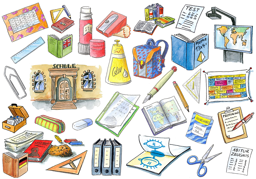 Schule clipart image royalty free library Clipart schule unterricht 11 » Clipart Station image royalty free library