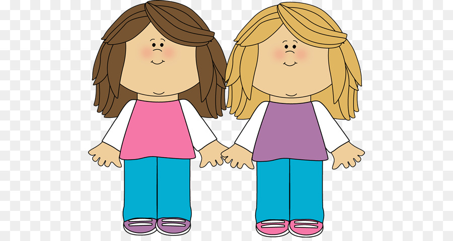 Schwester clipart graphic freeuse Schwester Clip art - andere png herunterladen - 550*473 ... graphic freeuse