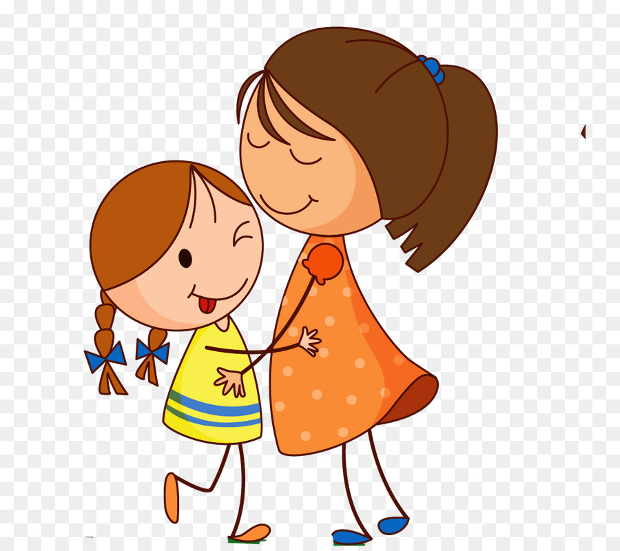 Schwester clipart image library Vektorgrafiken Cartoon Illustration Schwester ClipArt ... image library