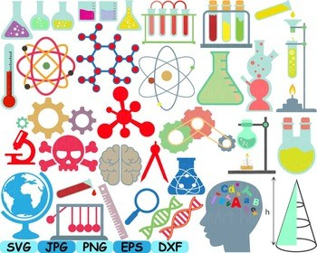 Science and math cliparts vector freeuse Science and math clipart 6 » Clipart Portal vector freeuse