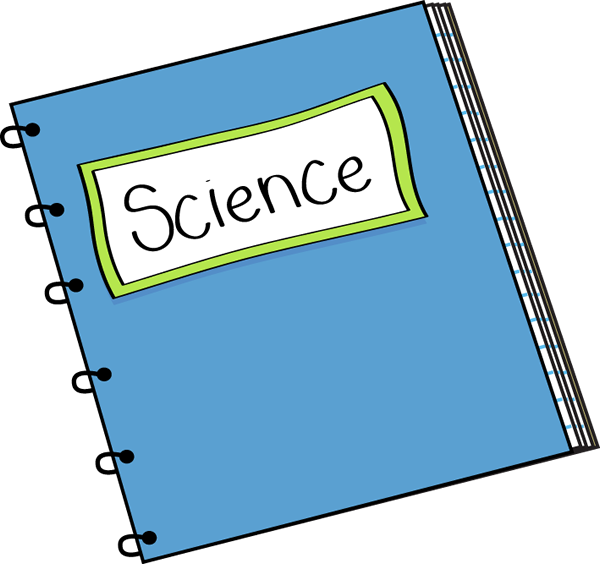 Science book clipart freeuse stock 28+ Collection of Science Notebook Clipart | High quality, free ... freeuse stock