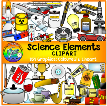 Science elements clipart picture freeuse library Science Elements Clipart picture freeuse library