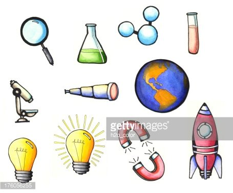 Science elements clipart clip art library library Science Design Elements IN Watercolor premium clipart ... clip art library library