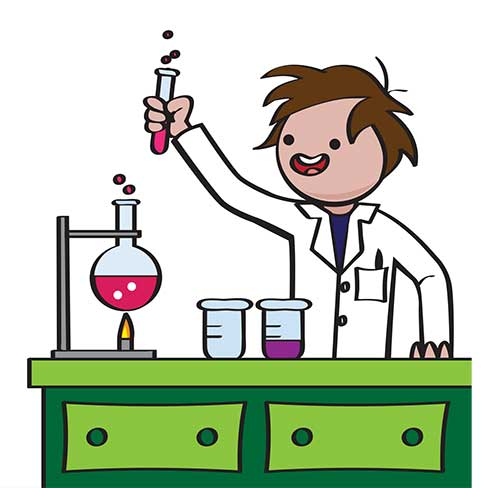 Science fair cartoon clipart clipart transparent library Steps in a Science Fair Project | NOAA SciJinks – All About ... clipart transparent library