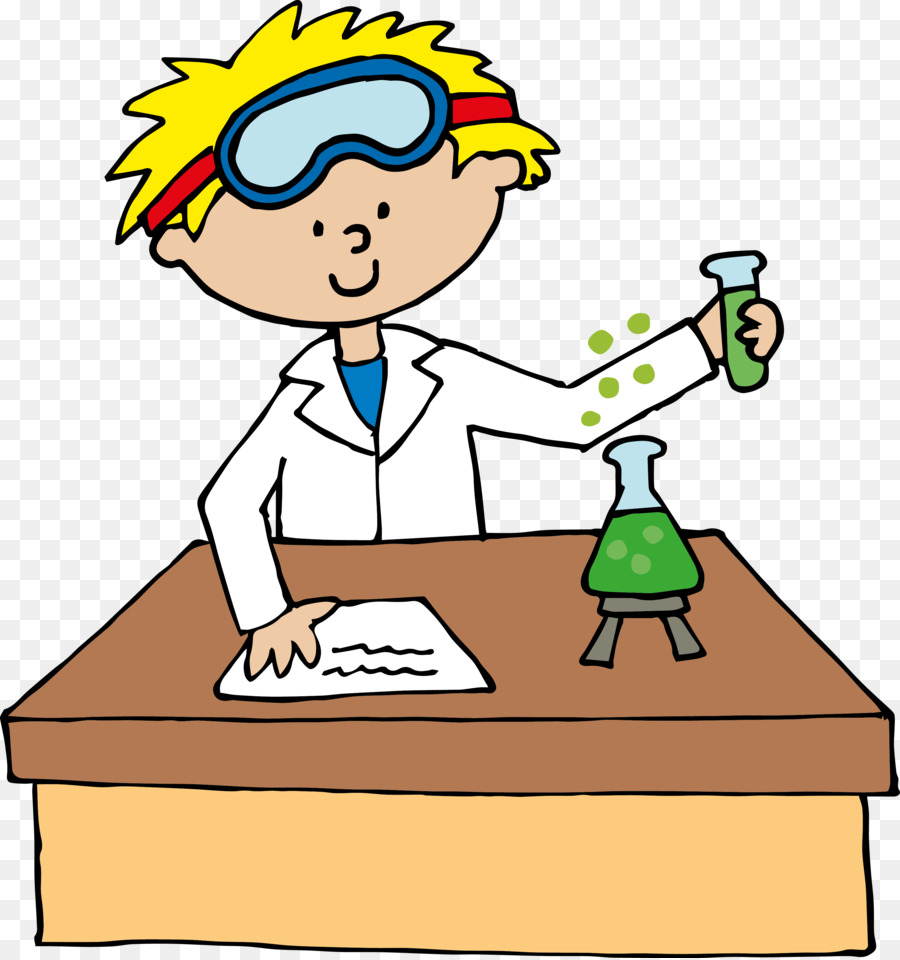 Science fair cartoon clipart clip free Scientist Cartoon png download - 3317*3532 - Free ... clip free