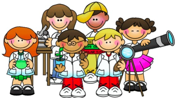 Science fair cartoon clipart picture library stock Student Science Fair – Mason-Rice PTO picture library stock