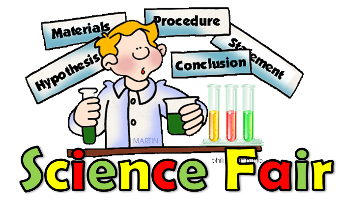 Science fair cartoon clipart jpg black and white Science Fair Clipart | Free download best Science Fair ... jpg black and white