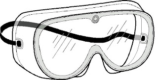 Science goggles clipart image black and white download Free Science Glasses Cliparts, Download Free Clip Art, Free ... image black and white download