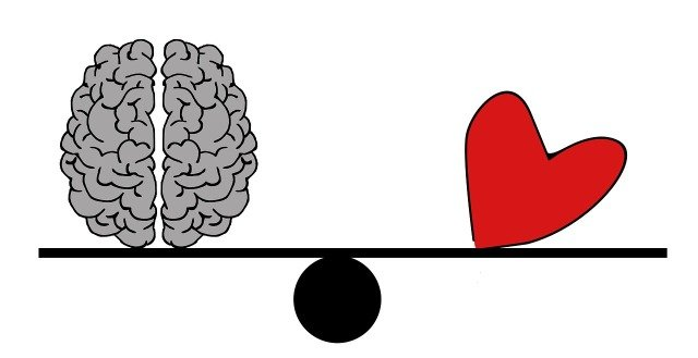Science of mind clipart banner stock The Science Of Balancing The Heart And Mind banner stock