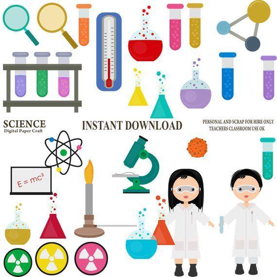 Science school clipart jpg royalty free Science Clipart, Chemistry Clipart, School Clipart ... jpg royalty free