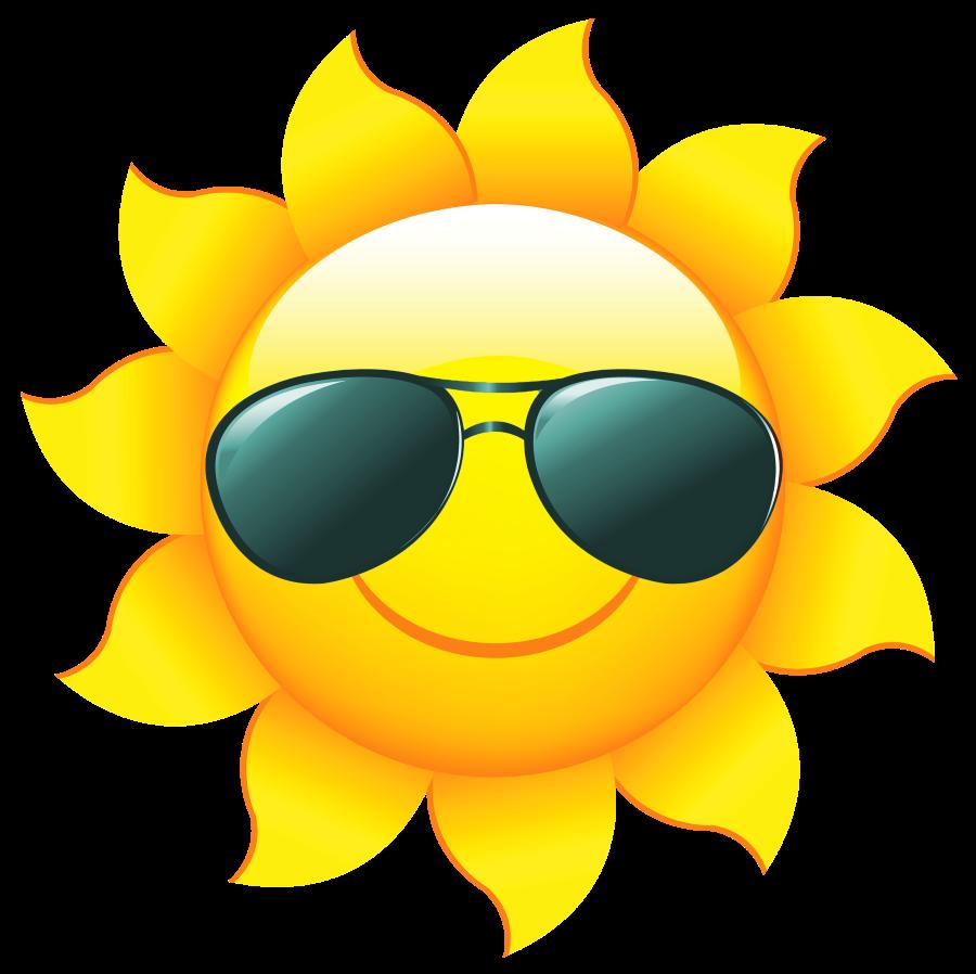 Scientific sun clipart