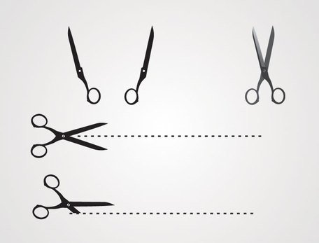 Scissor cut line clipart clip art library library Free Scissor Cut Lines Clipart and Vector Graphics - Clipart.me clip art library library