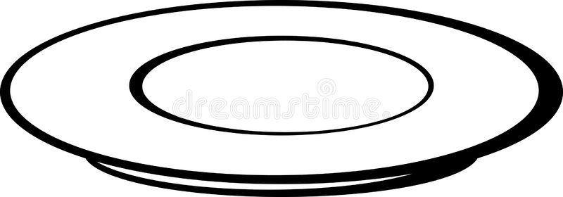 Scolly clipart clip art black and white stock Dish clipart - 198 transparent clip arts, images and ... clip art black and white stock