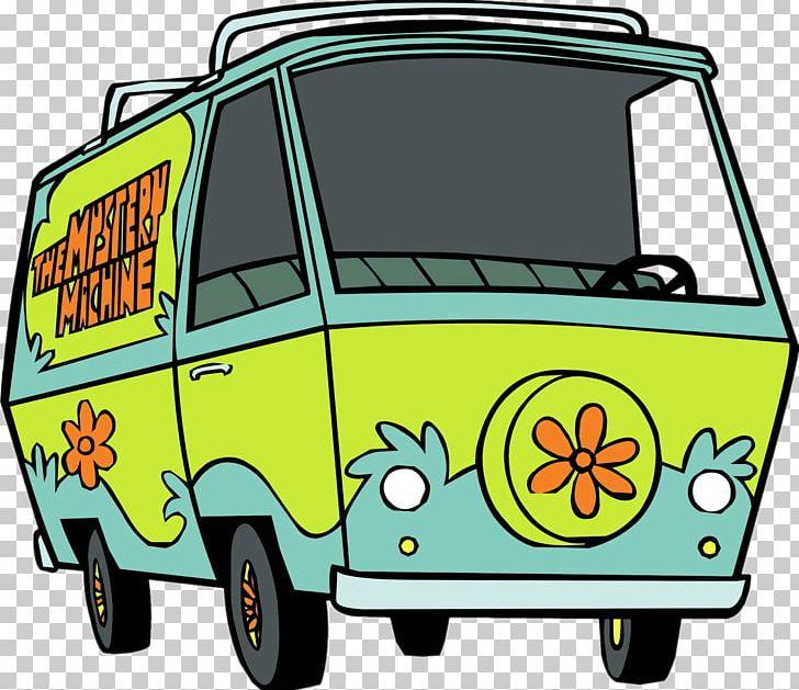 Scooby doo van clipart clip black and white library Fred Jones Scooby-Doo Van Shaggy Rogers PNG, Clipart ... clip black and white library