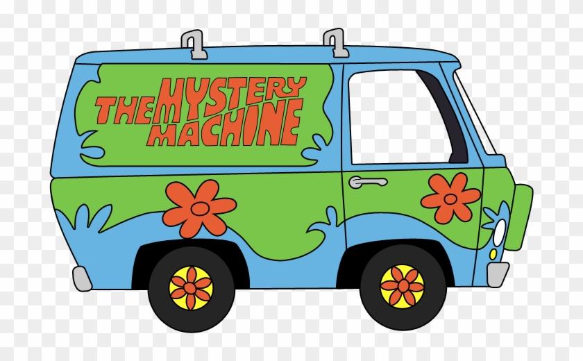 Scooby doo van clipart jpg royalty free library Mystery Clipart Scooby Doo - Scooby Doo Mystery Machine ... jpg royalty free library