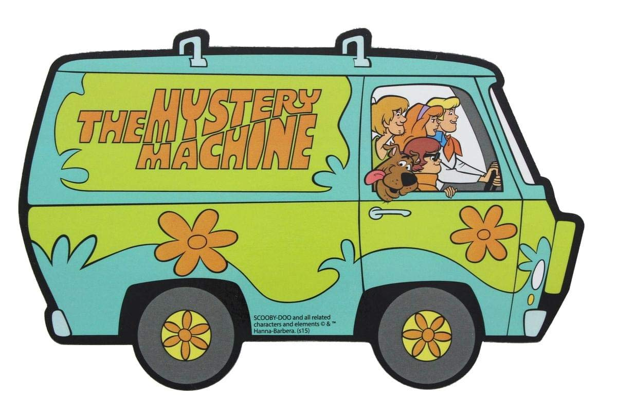 Scooby doo van clipart clip freeuse Amazon.com: Scooby Doo 7\