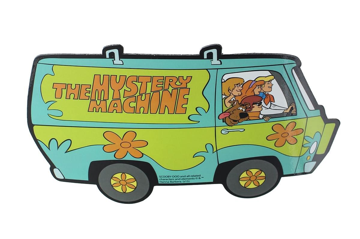 Scooby doo van clipart vector library library Scooby Doo 7\