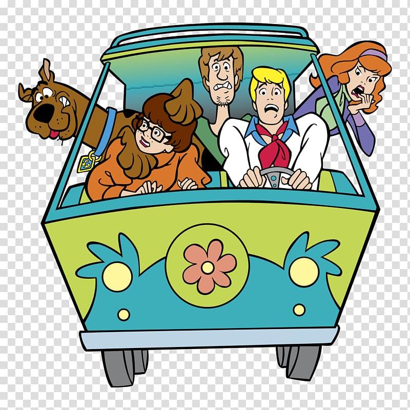 Scooby doo van clipart vector black and white Scooby Doo Scrappy-Doo Scooby-Doo, Scooby Doo hamburguer ... vector black and white
