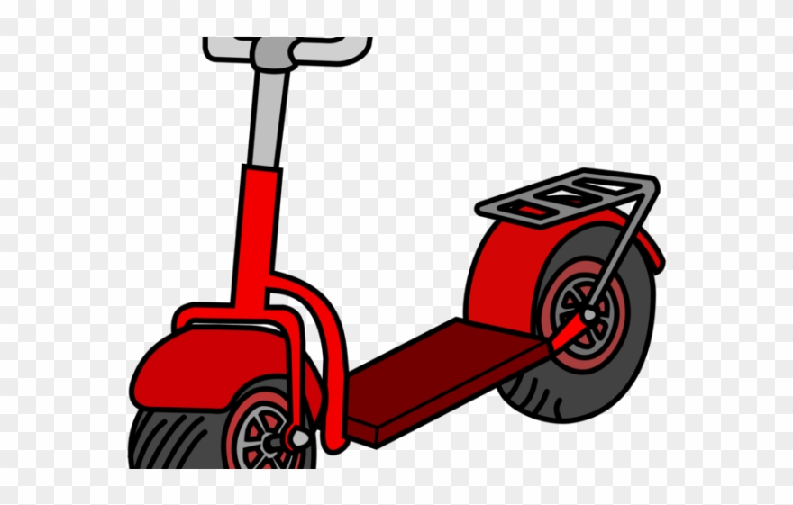 Scooter clipart images vector library stock Scooter Clipart Trick Scooter - Png Download (#3113336 ... vector library stock