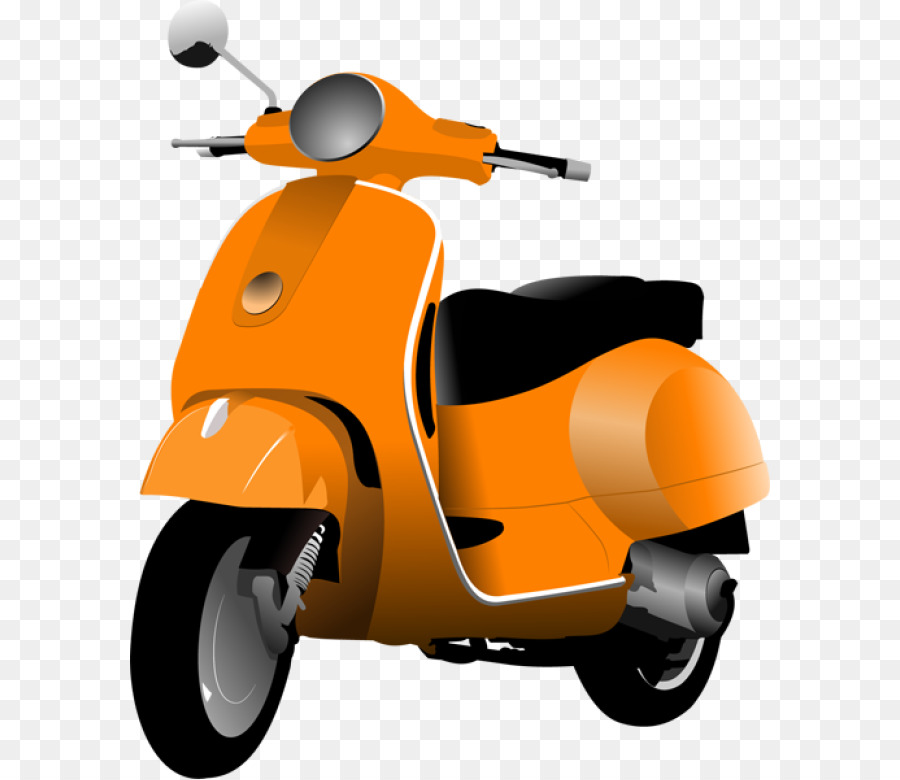 Scooter clipart images clip art royalty free library Car Cartoon clipart - Car, Scooter, Motorcycle, transparent ... clip art royalty free library