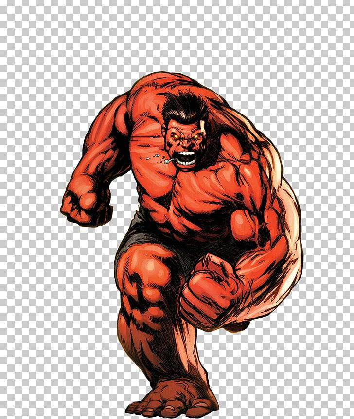 Scorched clipart black and white download Thunderbolt Ross Red Hulk: Scorched Earth Doc Samson Marvel ... black and white download