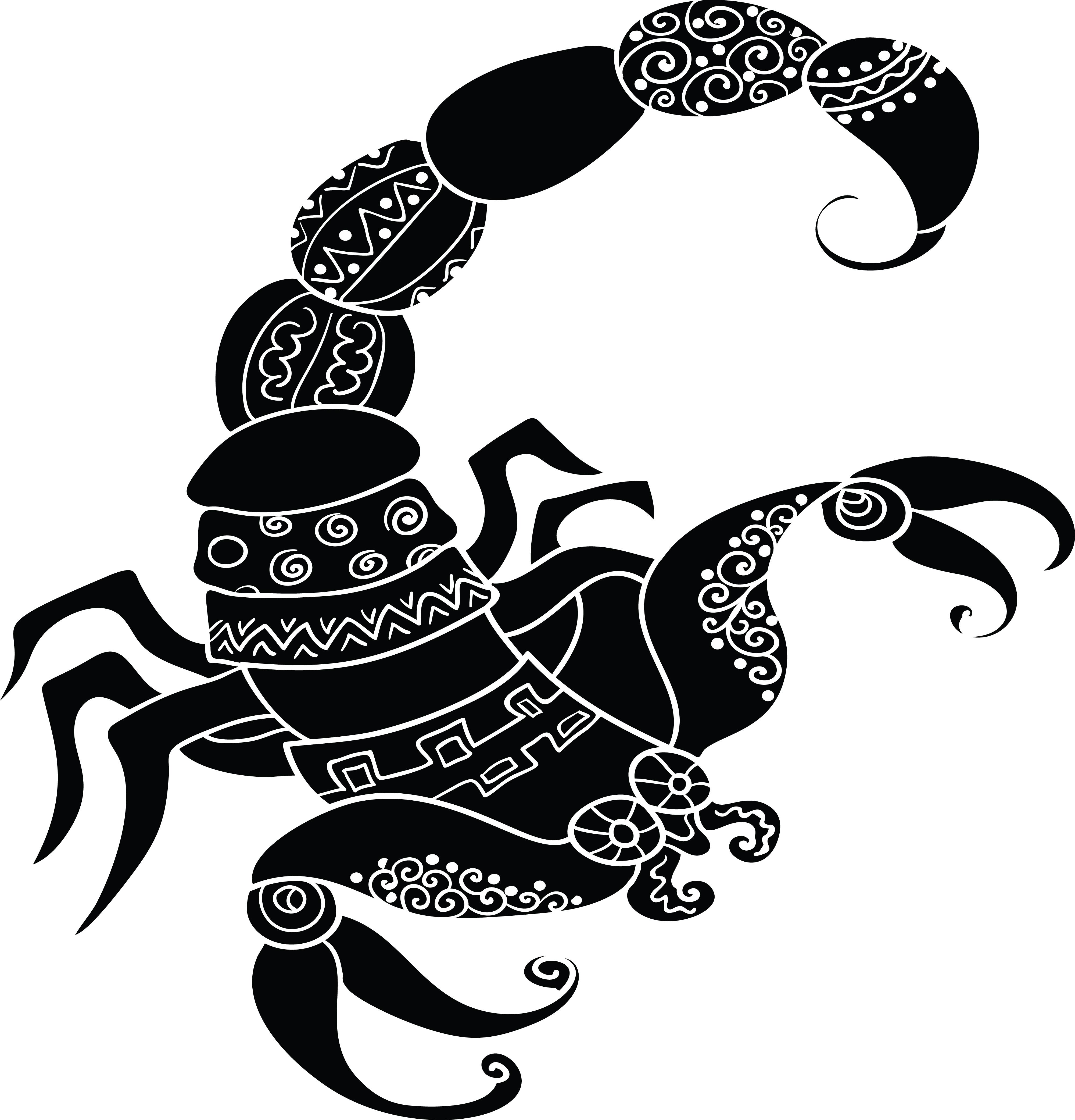 Scorpio clipart graphic royalty free 17+ Scorpio Clipart | ClipartLook graphic royalty free