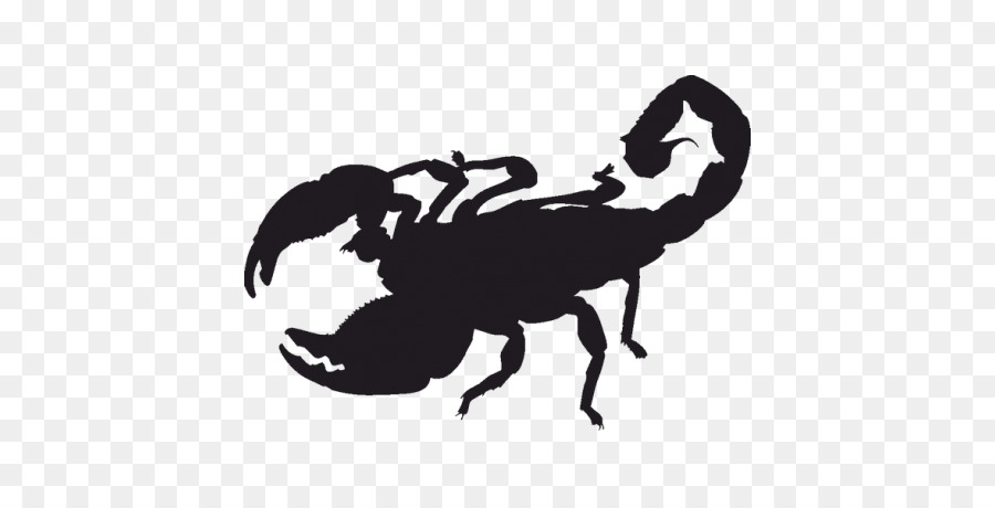Scorpion silhouette clipart freeuse Scorpio png download - 458*458 - Free Transparent Scorpion ... freeuse