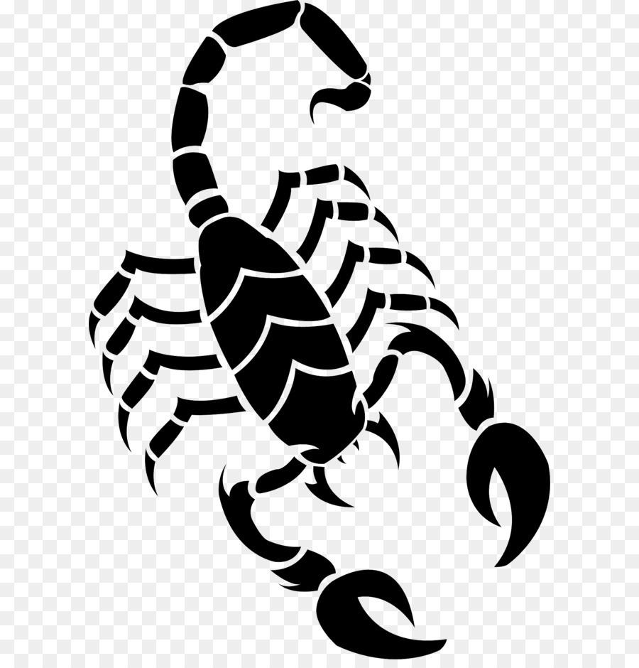 Scorpion silhouette clipart image free library Pencil Clipart png download - 1469*2097 - Free Transparent ... image free library
