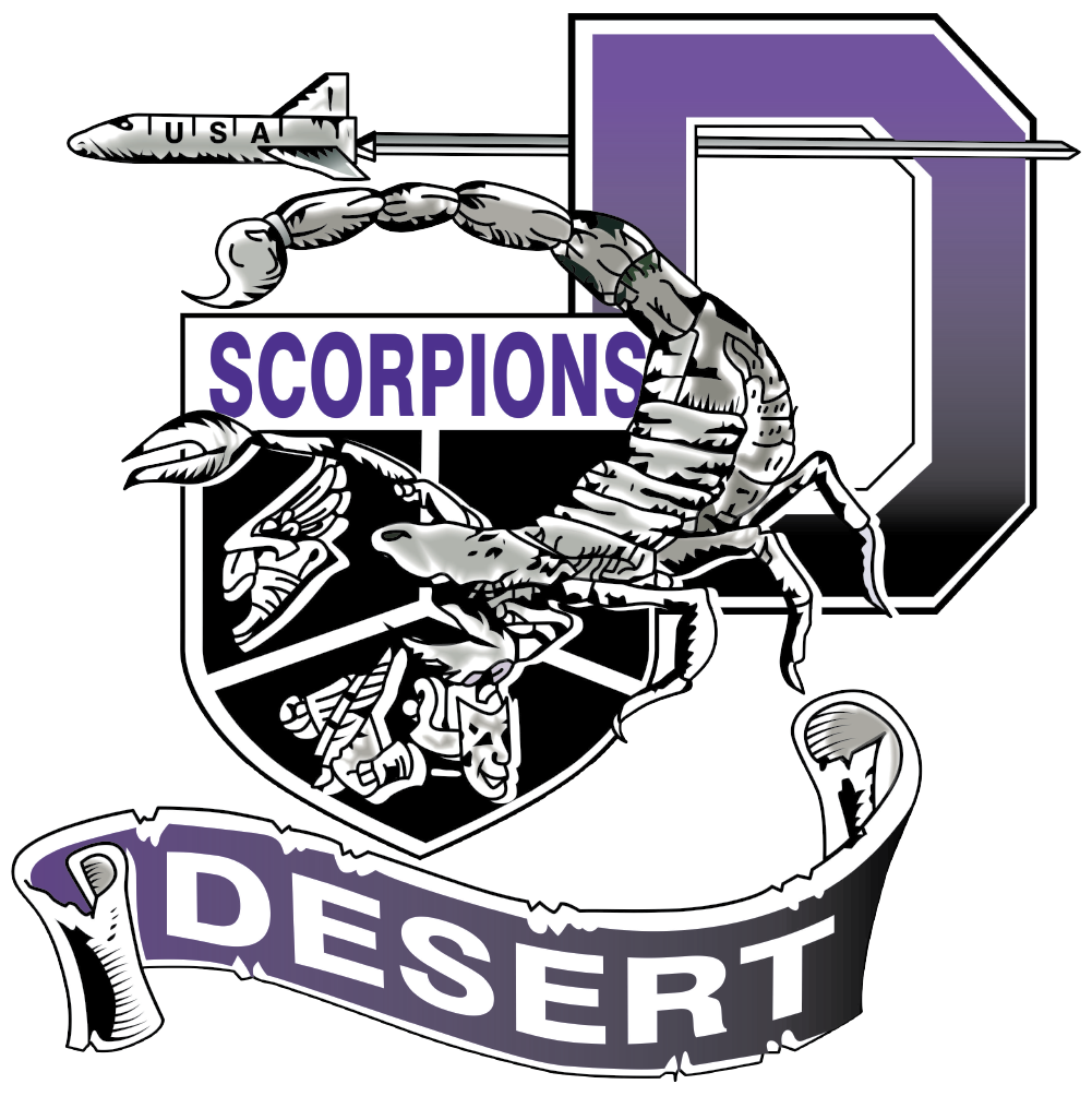 Scorpions football logo clipart picture freeuse download The Sting! – Page 8 – Student news source of Desert High School ... picture freeuse download