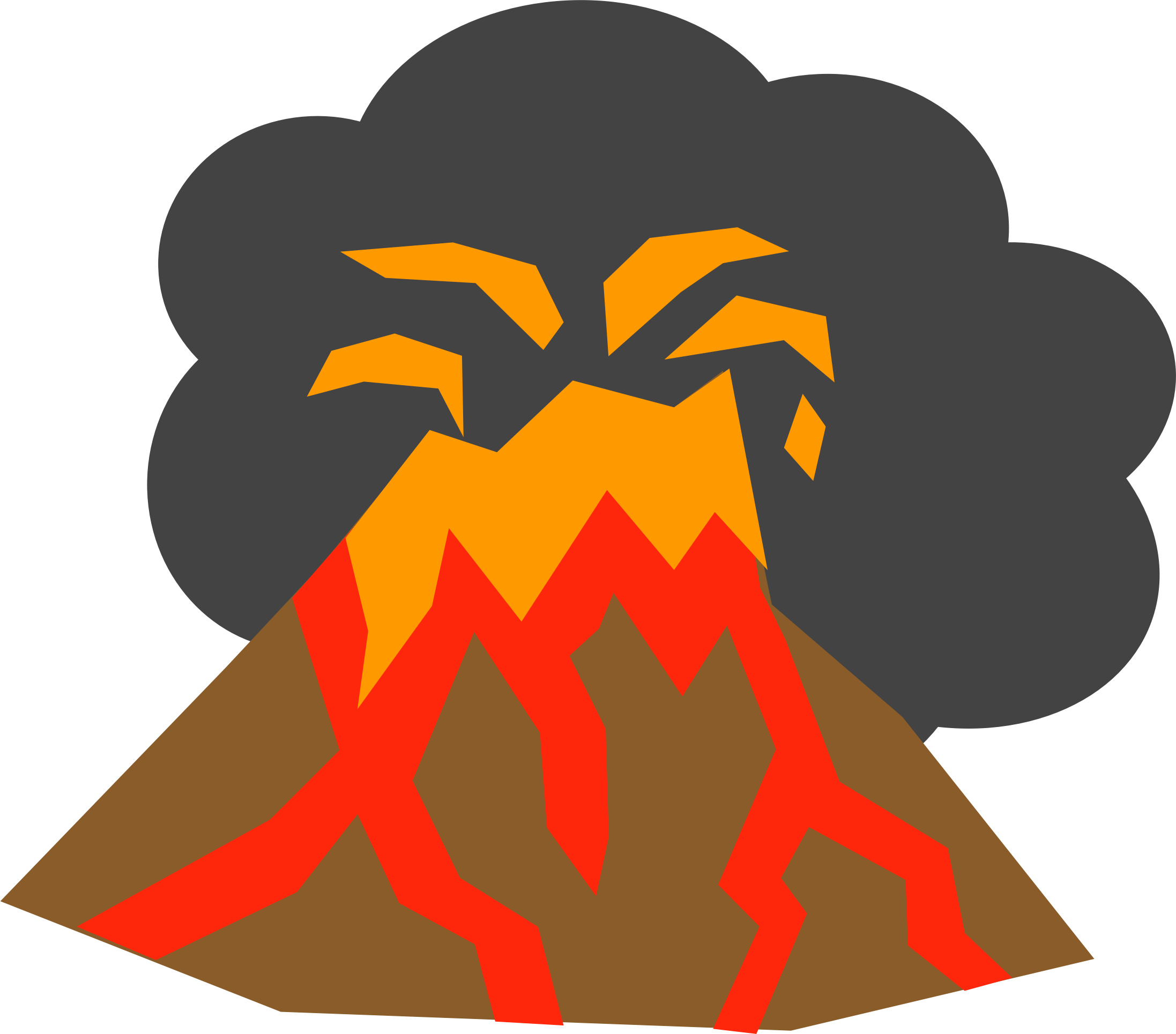 Scorpittarius clipart clip art freeuse download Volcano clipart - 150 transparent clip arts, images and ... clip art freeuse download