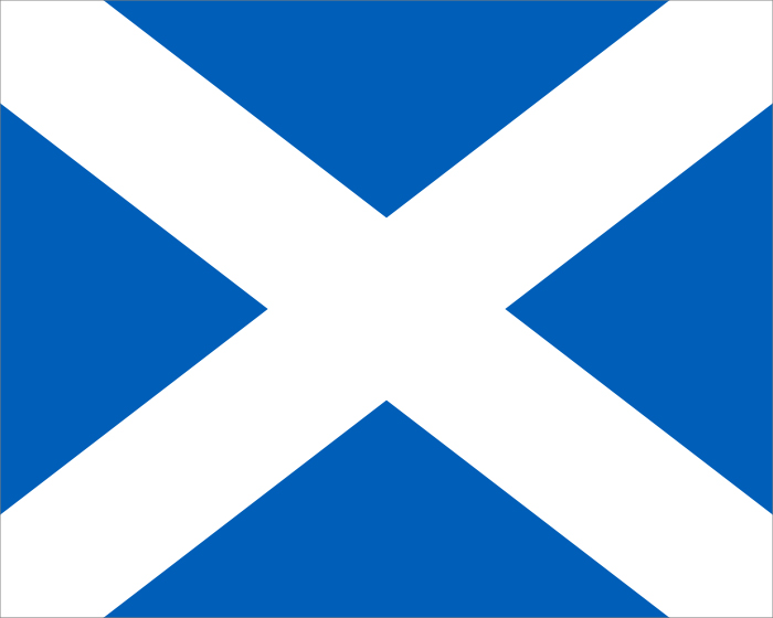 Scotland flag clipart svg royalty free library Flag of Scotland | flag of a constituent unit of the United ... svg royalty free library