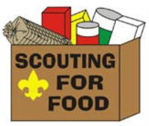 Scouting for food clipart picture freeuse download 14 Best Photos of Scouting For Food Flyer - Boy Scout Scouting for ... picture freeuse download