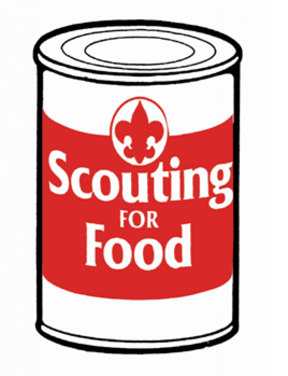 Scouting for food clipart vector library Scouting For Food – Glacier's Edge Council, BSA vector library