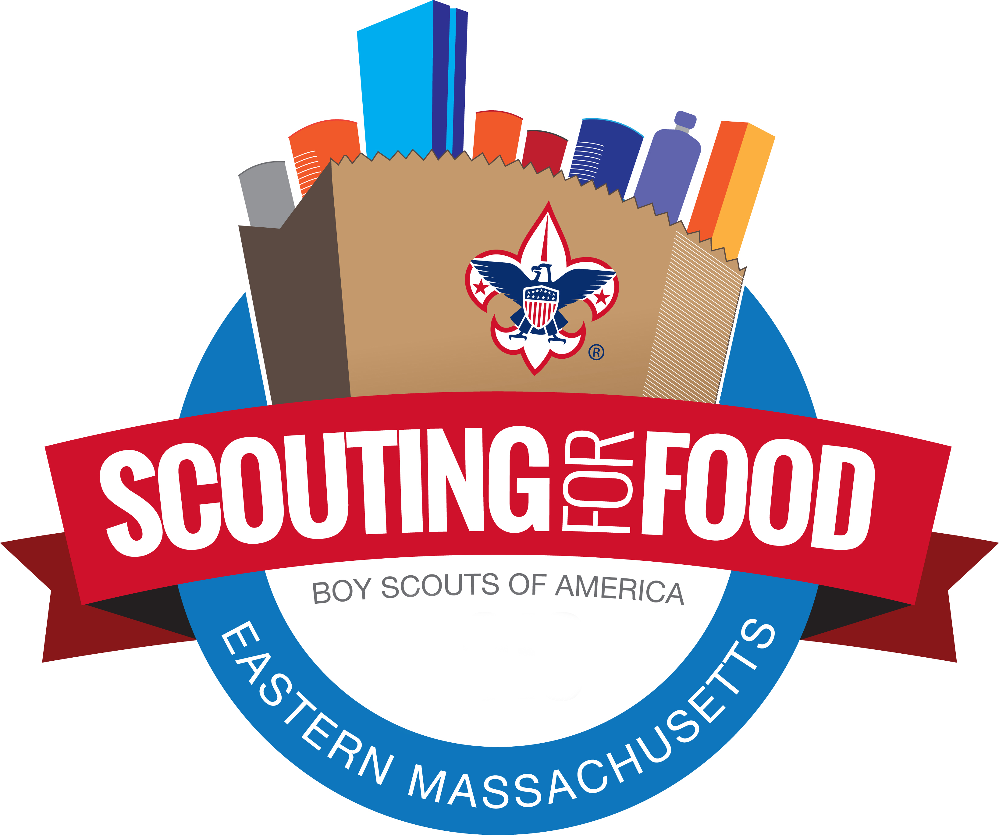 Scouting for food clipart free library Upcoming Events – Scouting for Food Kick-Off – Knox Trail Council ... free library