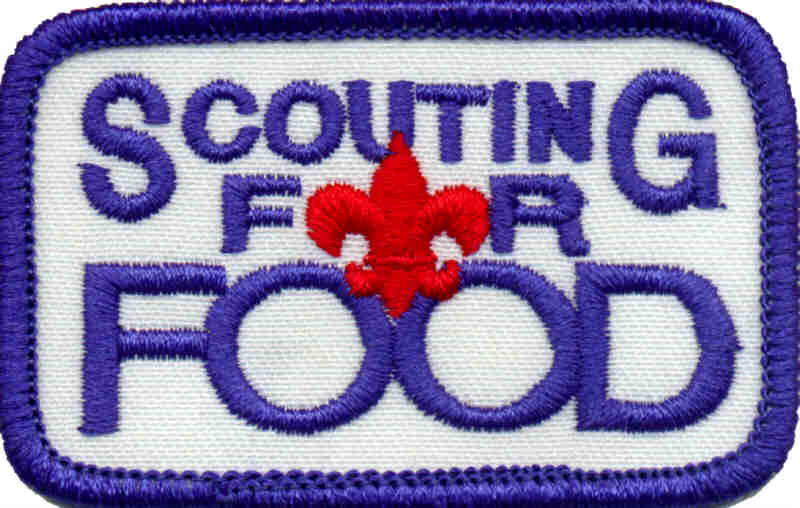 Scouting for food clipart clipart transparent library Public Scouting for Food - Boy Scout Troop 127 (Nashville, Illinois) clipart transparent library