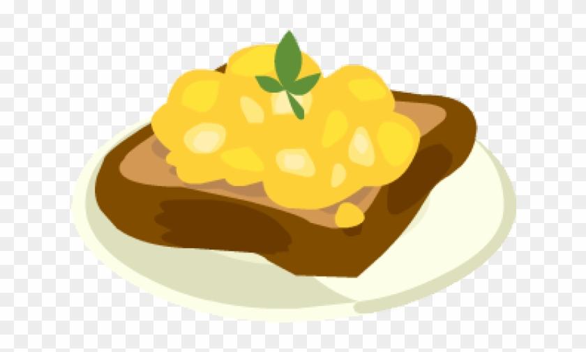 Scrambled egg clipart image transparent Breakfast Clipart Scrambled Egg - Illustration, HD Png ... image transparent