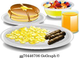 Scrambled egg clipart jpg free stock Scrambled Eggs Clip Art - Royalty Free - GoGraph jpg free stock