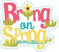 Scrap book spring clipart jpg freeuse download 118 Best Scrapbooking Spring SVG images in 2015   Clip art ... jpg freeuse download