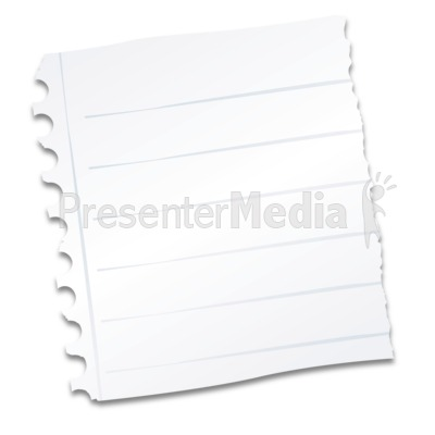 Scrap paper clipart jpg Notebook Paper Scrap - Presentation Clipart - Great Clipart ... jpg
