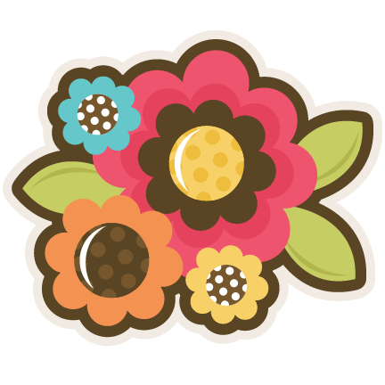 Scrapbook flower clipart svg free library Flower clip art scrapbook - 15 clip arts for free download ... svg free library