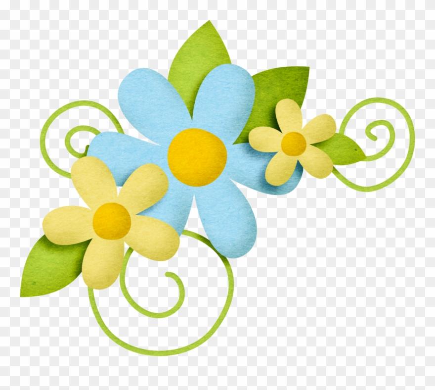 Scrapbook flower clipart png download B *✿* \