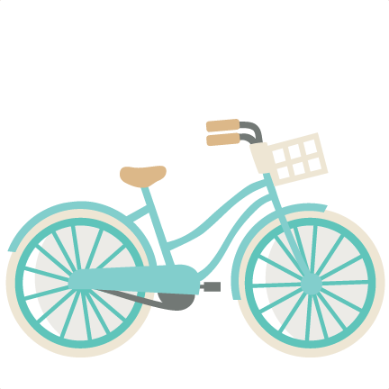 Scrapbook images bike clipart clipart black and white Bicycle SVG scrapbook cut file cute clipart files for ... clipart black and white