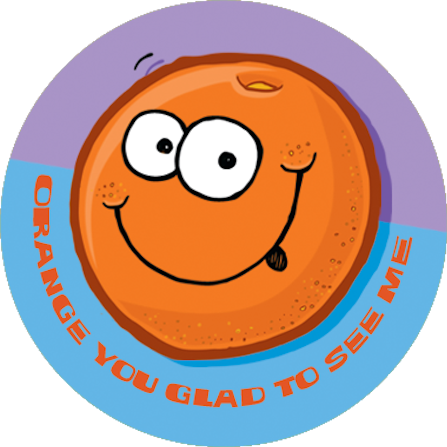 Scratch and sniff clipart jpg freeuse library More Views - Scratch N Sniff Stickers Orange Clipart - Full ... jpg freeuse library