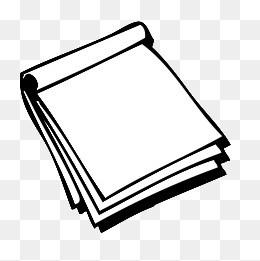 Scratch paper clipart clip black and white Scratch paper clipart 2 » Clipart Portal clip black and white