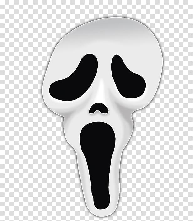 Scream mask clipart banner royalty free download Ghost illustration, Ghostface The Scream Mask Drawing ... banner royalty free download
