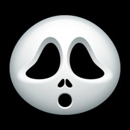 Scream mask clipart graphic Cute Scream Mask Icon, PNG ClipArt Image | IconBug.com graphic