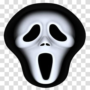 Scream mask clipart png free library Scream, the scream mask illustration transparent background ... png free library